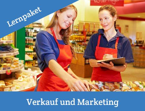 IHK Pruefung Verkauf und Marketing