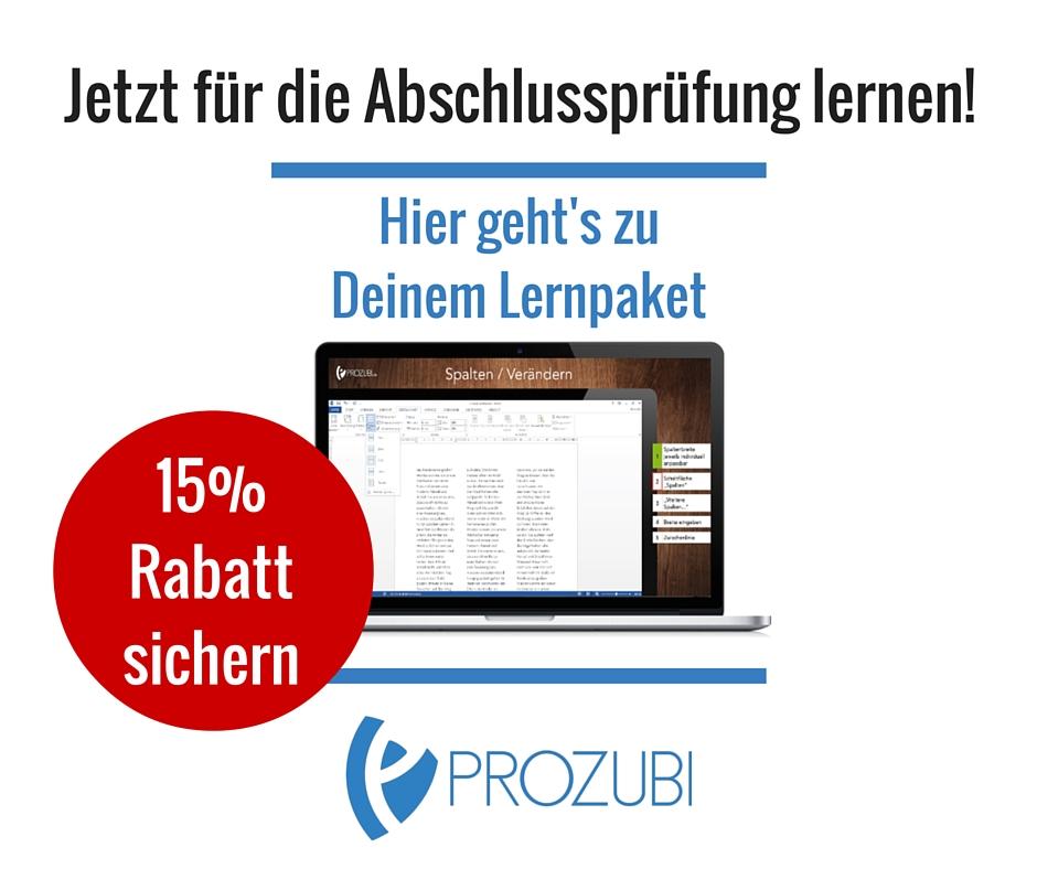 Prozubi auf der Didacta 2016 – 15% auf alle Produkte